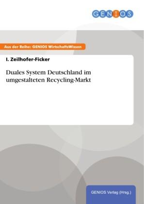 Duales System Deutschland im umgestalteten Recycling-Markt