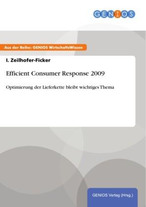 Efficient Consumer Response 2009
