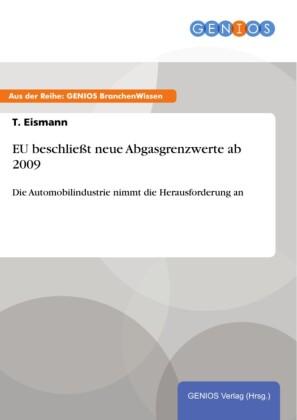 EU beschließt neue Abgasgrenzwerte ab 2009