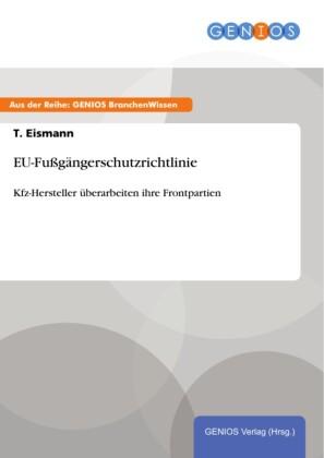 EU-Fußgängerschutzrichtlinie