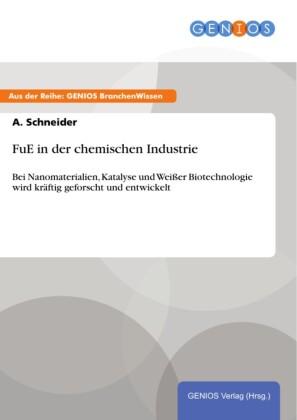 FuE in der chemischen Industrie