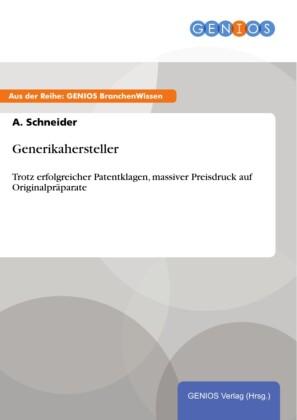 Generikahersteller
