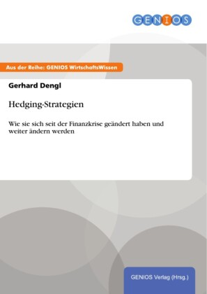 Hedging-Strategien