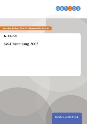 IAS-Umstellung 2005