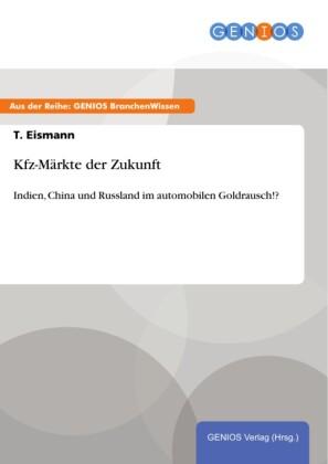 Kfz-Märkte der Zukunft