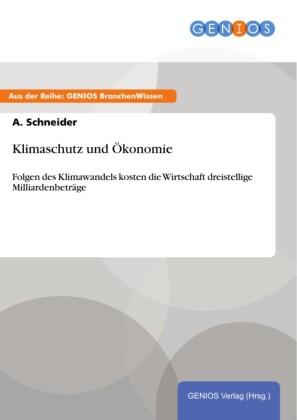 Klimaschutz und Ökonomie