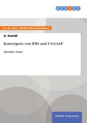 Konvergenz von IFRS und US-GAAP