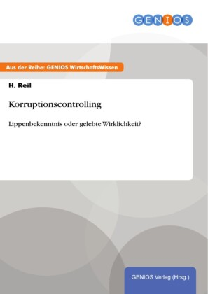 Korruptionscontrolling