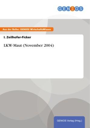 LKW-Maut (November 2004)
