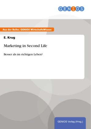 Marketing in Second Life