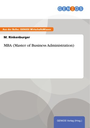 MBA (Master of Business Administration)