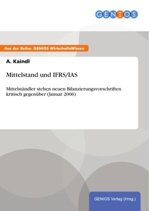 Mittelstand und IFRS/IAS