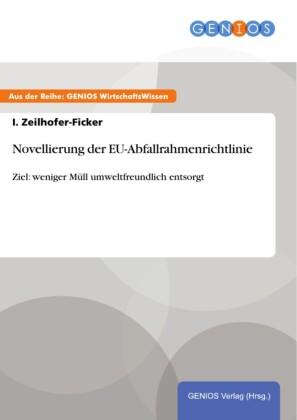 Novellierung der EU-Abfallrahmenrichtlinie