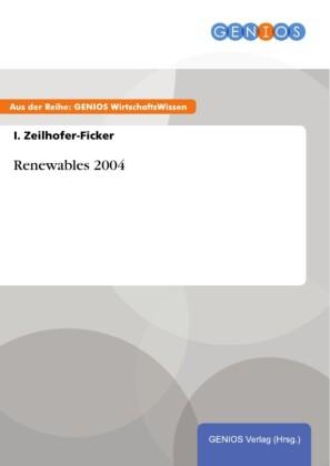 Renewables 2004