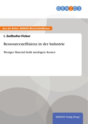 Ressourceneffizienz in der Industrie