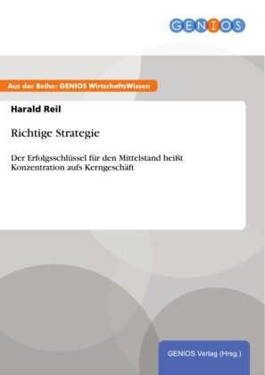Richtige Strategie