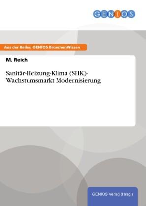 Sanitär-Heizung-Klima (SHK)- Wachstumsmarkt Modernisierung