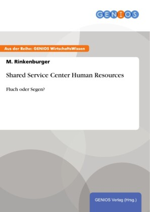 Shared Service Center Human Resources