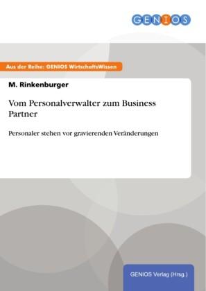 Vom Personalverwalter zum Business Partner