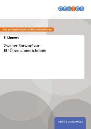 Zweiter Entwurf zur EU-Übernahmerichtlinie