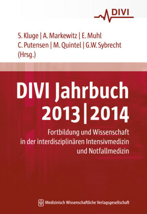 DIVI Jahrbuch 2013/2014