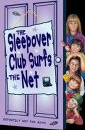 Sleepover Club Surfs the Net (The Sleepover Club, Book 17)