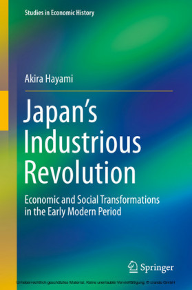 Japan's Industrious Revolution