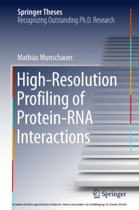 High-Resolution Profiling of Protein-RNA Interactions