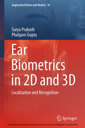 Ear Biometrics in 2D and 3D