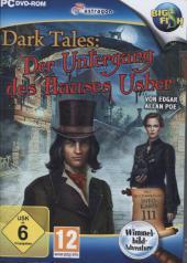 Dark Tales: Der Untergang des Hauses Usher von Edgar Allan Poe, DVD-ROM