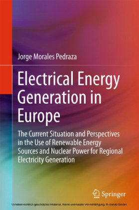 Electrical Energy Generation in Europe