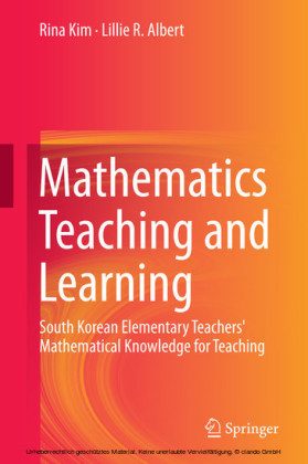 Mathematics Teaching and Learning