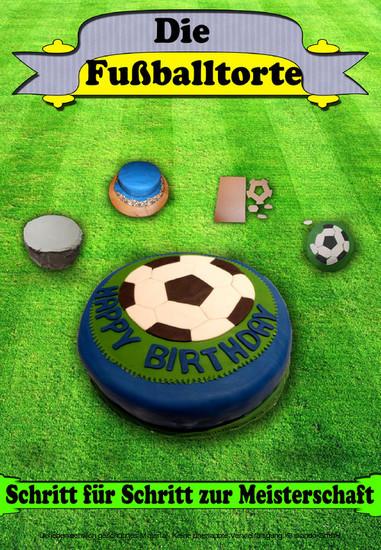 Die Fussballtorte Ebook Aldi Life