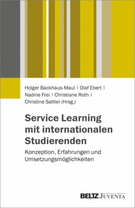 Service Learning mit internationalen Studierenden