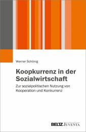 Koopkurrenz in der Sozialwirtschaft