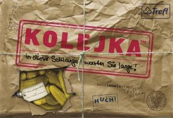 Kolejka - In dieser Schlange warten Sie lange! (Spiel)