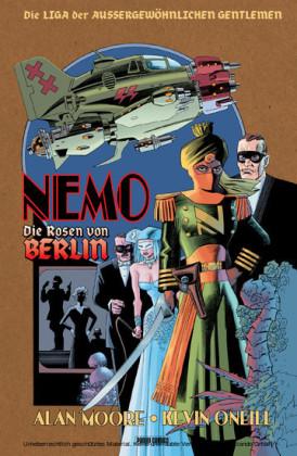 Die Liga der außergewöhnlichen Gentlemen - Nemo, Band 2