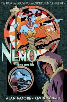 Die Liga der außergewöhnlichen Gentlemen - Nemo, Band 1
