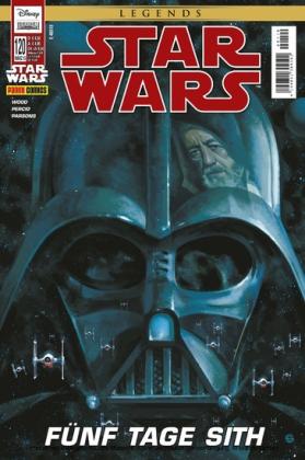 Star Wars Comicmagazin, Band 120 - Fünf Tage Sith