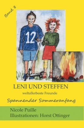 Leni und Steffen - weltallerbeste Freunde