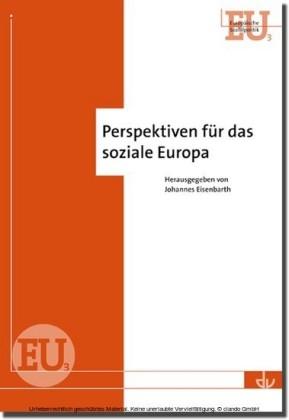 Perspektiven für das soziale Europa