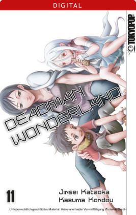 Deadman Wonderland 11
