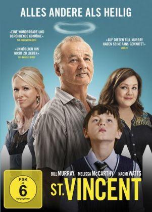St. Vincent, 1 DVD