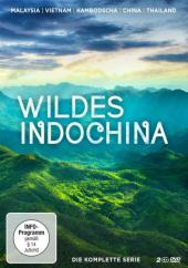 Wildes Indochina, 2 DVDs Cover
