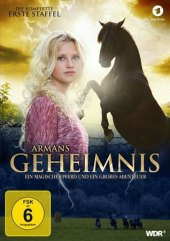 Armans Geheimnis, 2 DVDs Cover