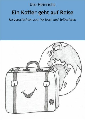 Ein Koffer geht auf Reise