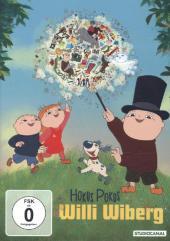 Hokus Pokus Willi Wiberg, DVD Cover