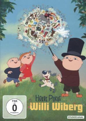 Hokus Pokus Willi Wiberg, DVD