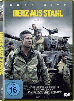 Herz aus Stahl, 1 DVD