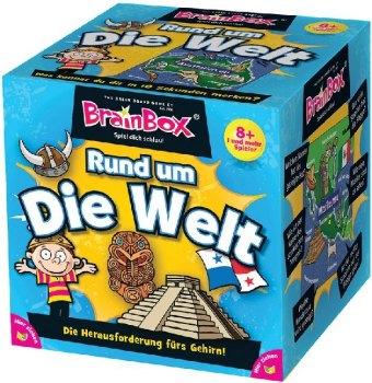 Brain Box, Rund um die Welt (Spiel)